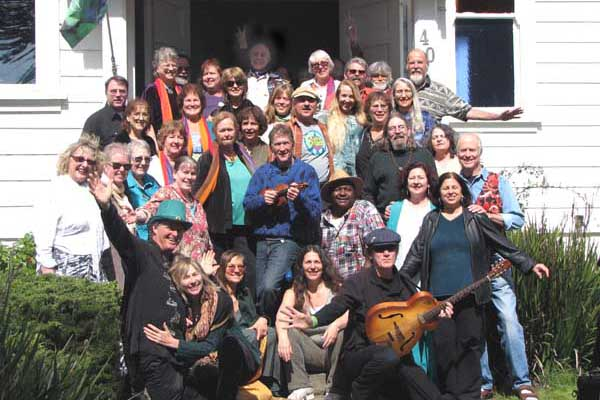Love Choir in Elk, California